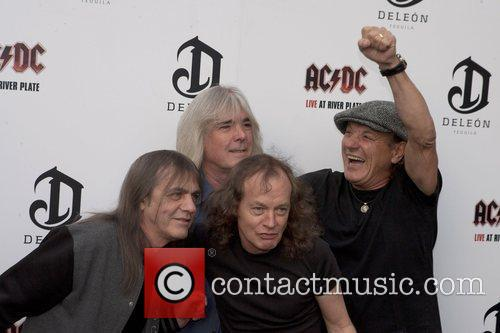 Angus Young, AC DC and Brian Johnson 21