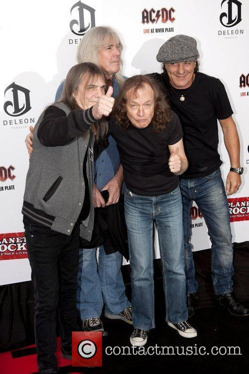 Angus Young, AC DC and Brian Johnson 24