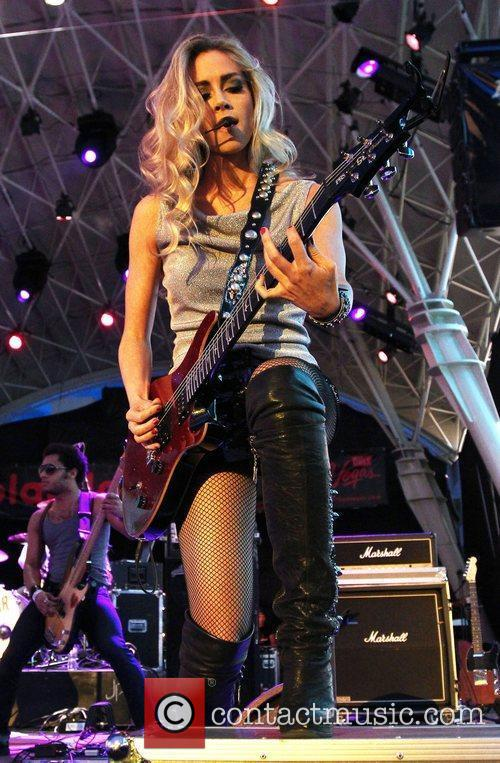 ACM Concerts at Fremont Street Experience - Day...