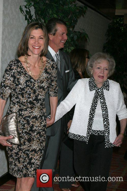 Wendie Malick and Betty White 5