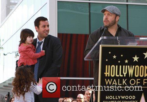 Adam Sandler and Kevin James 4
