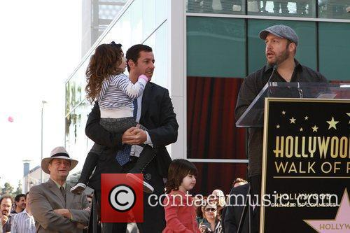 Adam Sandler and Kevin James 7