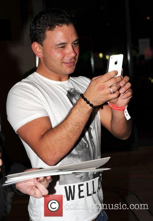 Ryan Thomas Adee Phelan's new salon launch afterparty,...