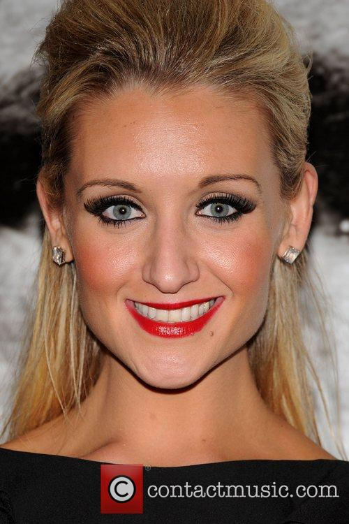 Catherine Tyldesley Adee Phelan's New Salon launch at...