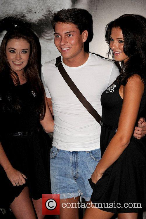 Joey essex and guests adee phelan 39 s new salon launch at for Adee phelan salon