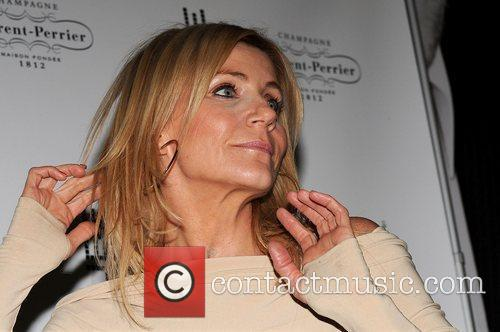 Michelle Collins Adee Phelan's New Salon launch at...