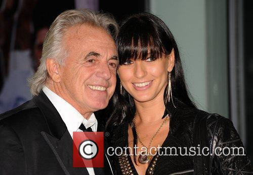 Peter Stringfellow And Bella Wright 9