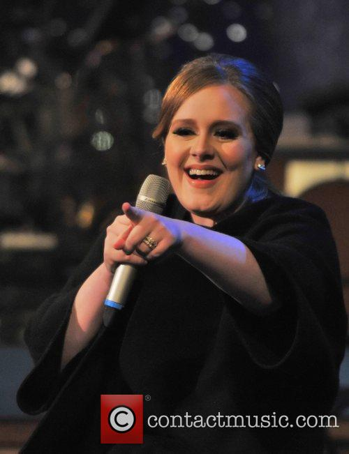Adele, CBS and The Late Show With David Letterman 3
