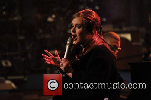 Adele, CBS and The Late Show With David Letterman 4
