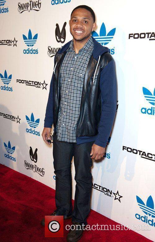 Adidas and Snoop Dogg co-host an All-Star Weekend...