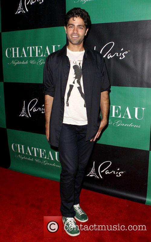 Adrian Grenier  hosts at Chateau Nightclub and...