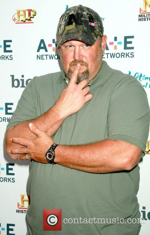 Larry The Cable Guy 2