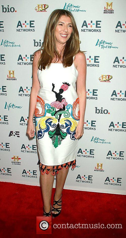 A&E Television Networks 2011 Upfront, held at IAC...