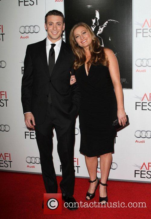 Ben Kurland, Sarah Grant Brendecke AFI Fest 2011...