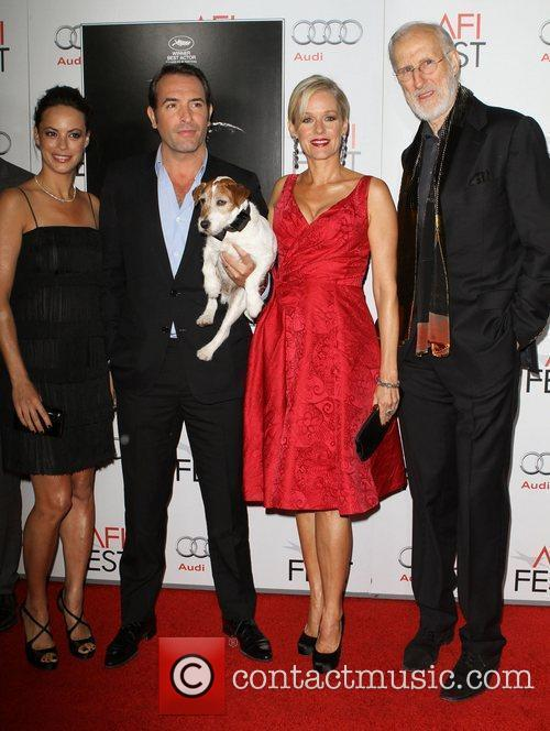 Berenice Bejo, James Cromwell, Jean Dujardin, Penelope Ann Miller and Grauman's Chinese Theatre 5