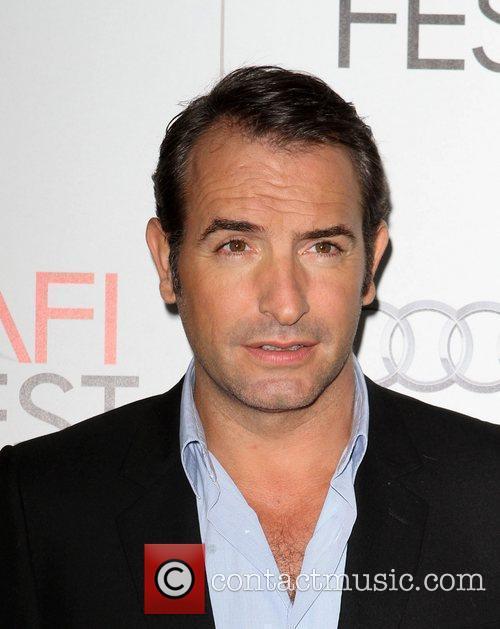 Jean Dujardin AFI Fest 2011 Premiere Of The...