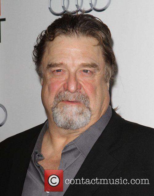 John Goodman and Grauman's Chinese Theatre 5