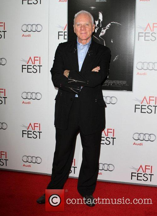 Malcolm Mcdowell and Grauman's Chinese Theatre 2