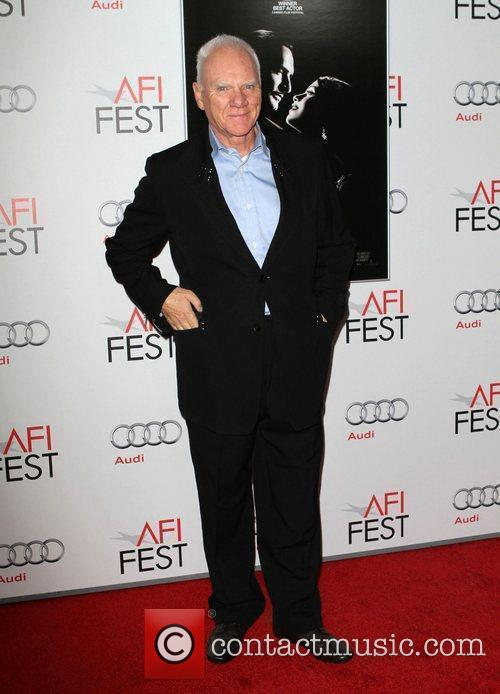 Malcolm Mcdowell and Grauman's Chinese Theatre 5