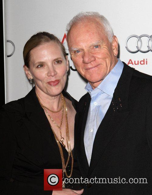Malcolm Mcdowell and Grauman's Chinese Theatre 4