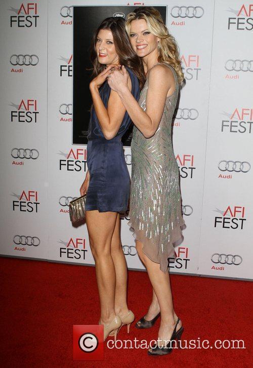 Meredith Pyle, Missi Pyle AFI Fest 2011 Premiere...