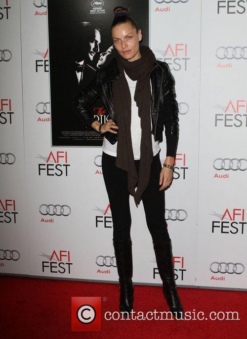 Rie Rasmussen AFI Fest 2011 Premiere Of The...