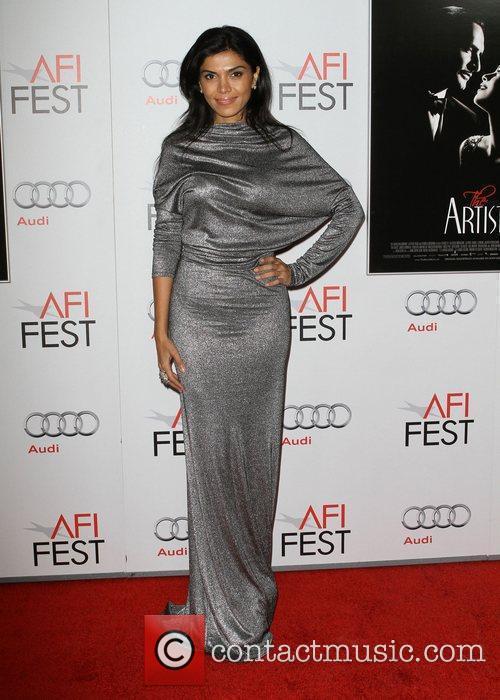 Sheila Shah AFI Fest 2011 Premiere Of The...