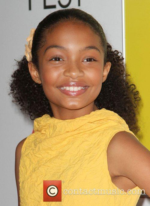 Yara Shahidi and Grauman's Chinese Theatre 4
