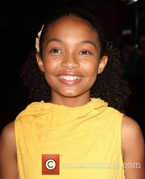 Yara Shahidi and Grauman's Chinese Theatre 3