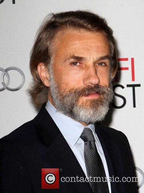Christoph Waltz and Grauman's Chinese Theatre 7