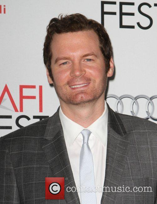 Eric Matheny at the AFI Fest 2011 premiere...
