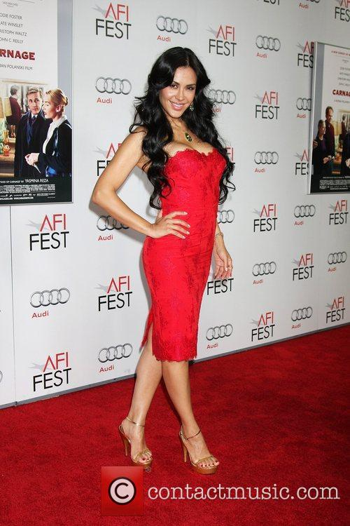 Carla Ortiz  at the AFI Fest 2011...