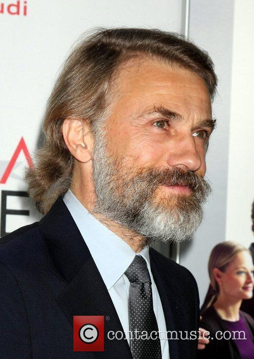 Christoph Waltz  at the AFI Fest 2011...
