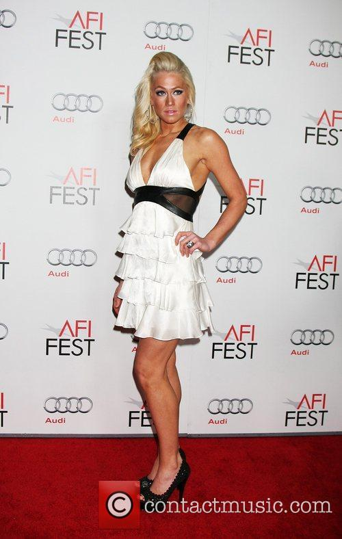 Jennifer Shakeshaft  at the AFI Fest 2011...