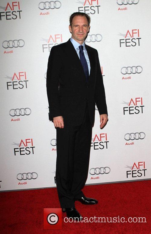 Ralph Fiennes AFI Fest 2011 Premiere of Coriolanus...