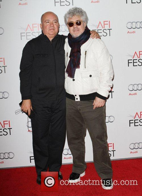 Agustin Almodovar and Pedro Almodovar AFI Fest 2011...