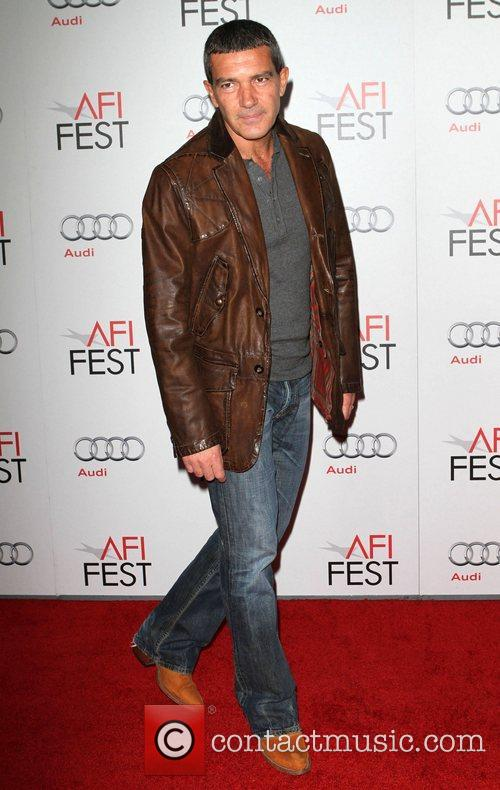 Antonio Banderas AFI Fest 2011 Premiere of Law...
