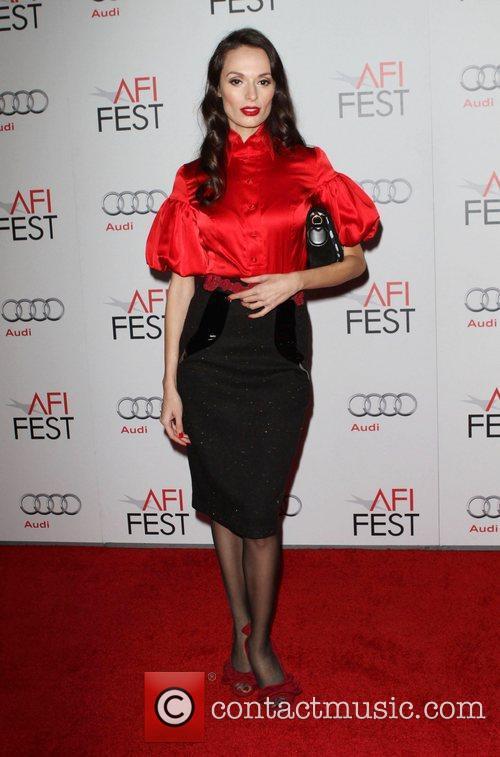 Berenice Noriega AFI Fest 2011 Premiere of Law...