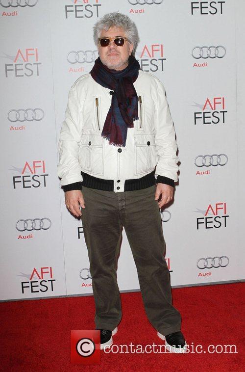 Pedro Almodovar AFI Fest 2011 Premiere of Law...
