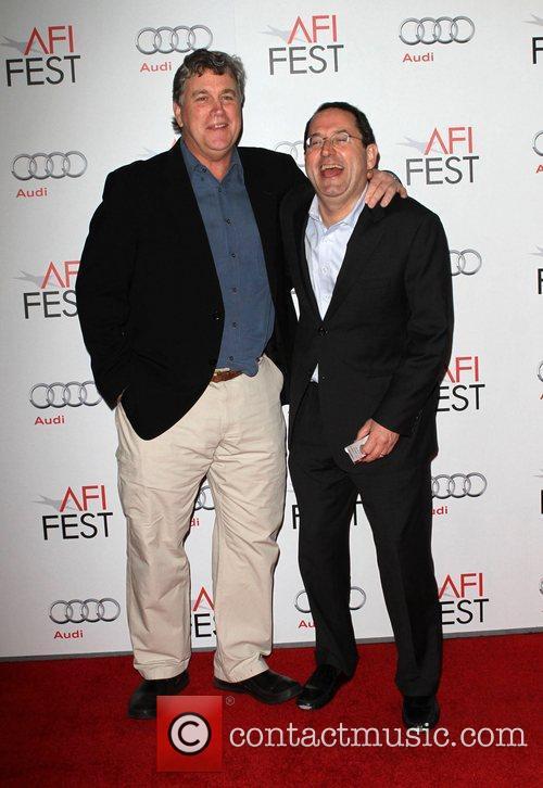 Tom Bernard and Michael Barker AFI Fest 2011...