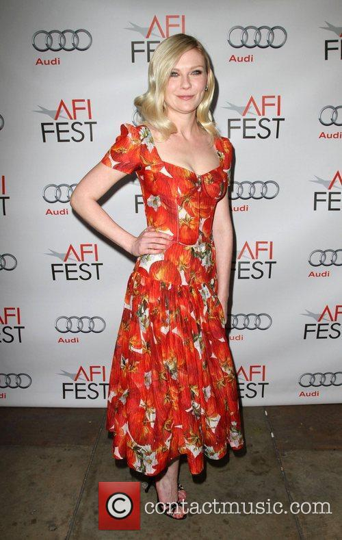 AFI Fest 2011 Premiere of Melancholia held at...