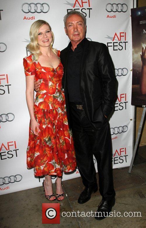 Kirsten Dunst and Udo Kier 6