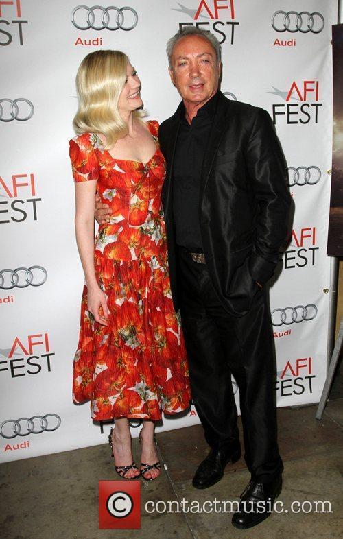 Kirsten Dunst and Udo Kier 5