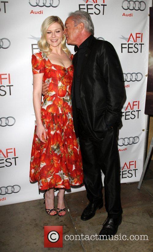 Kirsten Dunst and Udo Kier 1