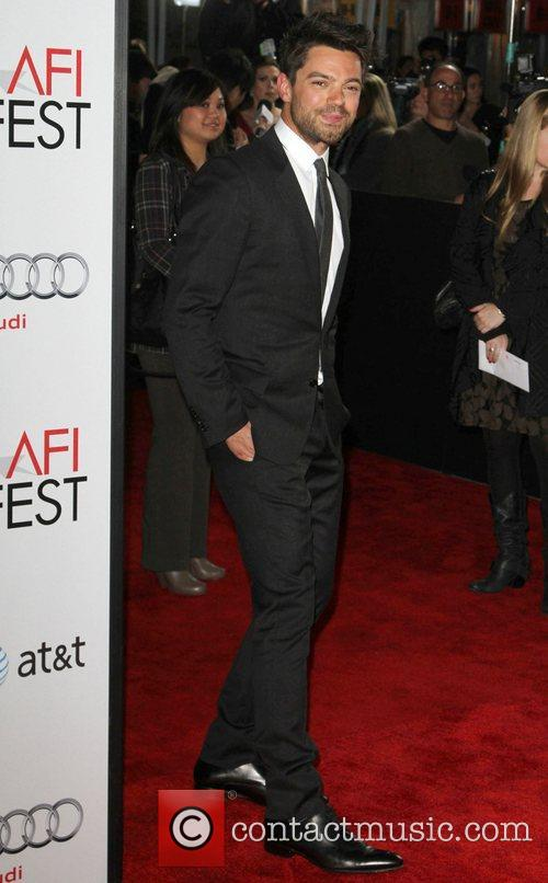 Dominic Cooper and Grauman's Chinese Theatre 4