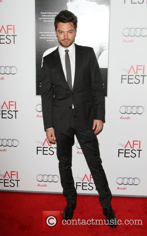 Dominic Cooper and Grauman's Chinese Theatre 7