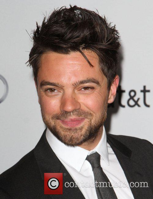 Dominic Cooper and Grauman's Chinese Theatre 3