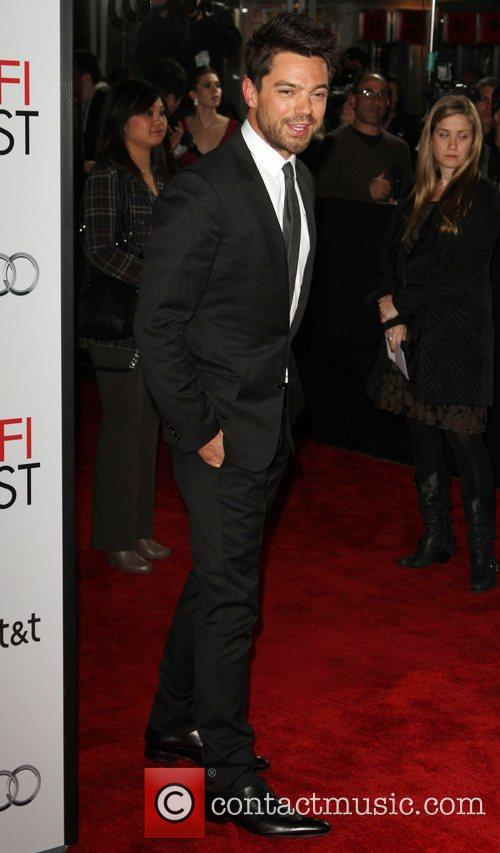 Dominic Cooper and Grauman's Chinese Theatre 2