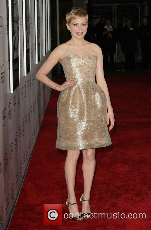 Michelle Williams and Grauman's Chinese Theatre 11