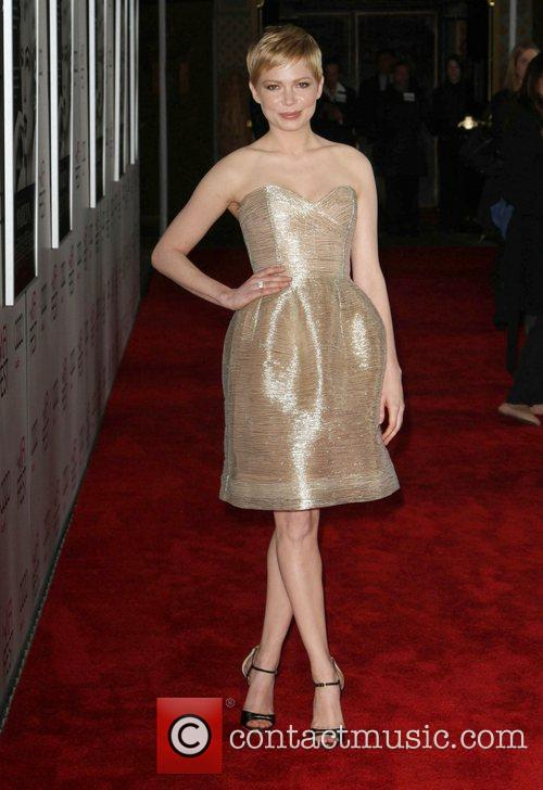 Michelle Williams and Grauman's Chinese Theatre 2